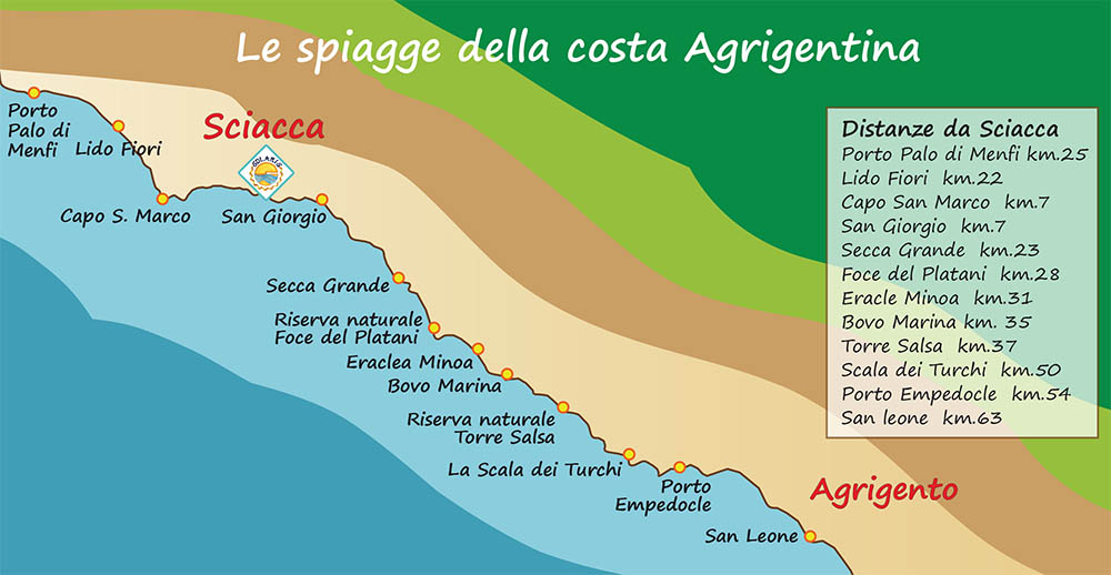 Spiagge Agrigentine